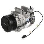 Компрессор кондиционера в сборе Nissan X-Trail T31 (QR25DE) (Ниссан Икс-Трейл T31)