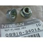 Гайка Nissan 1шт. (089183401A) (Ниссан Икс-Трейл T32)