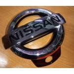 Эмблема решетки радиатора п/навигацию Nissan X-Trail T32 '2015- (Ниссан Икс-Трейл T32)