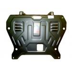 Защита поддона картера Nissan Juke (Ниссан Жук F15 (2011-)