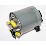 Фильтр топливный (с разъёмом для датчика уровня воды) Nissan Qashqai J10 M9R / X-Trail 2.0DCi '07- / Renault Koleos 2.0DCi (Ниссан Икс-Трейл T31)
