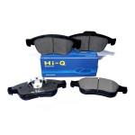 Колодки тормозные передние (HI-Q) Nissan Terrano D10 '2014- (Ниссан Террано III D10)