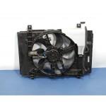 Диффузор вентилятора в сборе F15E HR16DE (Ниссан Жук F15 (2011-)
