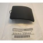 Заглушка буксировочного крюка бампера переднего Nissan X-trail T31 '07-10 (Ниссан Икс-Трейл T31)