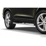 Боковые дуги с порожками Nissan X-Trail T32 '2015- (Ниссан Икс-Трейл T32)