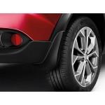 Брызговики задние комплект 2шт. Nissan Juke F15 MC '2015- (Ниссан Жук F15 (2015-))