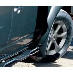 Брызговики передние комплект (2шт.) Nissan Pathfinder R51 (Ниссан Патфайндер R51)