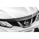 Дефлектор капота Nissan Qashqai J11 '2014- (Ниссан Кашкай J11)