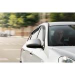 Дефлекторы на окна (ветровики 4 шт.) Nissan Almera '2013- (Ниссан Альмера G15 Новая)