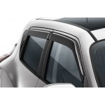 Дефлекторы боковых окон (ветровики) оригинал Nissan Juke F15 (Ниссан Жук F15 (2011-)