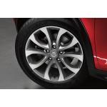 Диск литой R17 (темно-серый) Nissan Juke F15 '2011- (Ниссан Жук F15 (2011-)