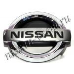 Эмблема передняя на решетку радиатора Nissan Teana J32 '08-14 (Ниссан Теана J32)