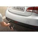 Фаркоп съемный Nissan Almera G15 (Ниссан Альмера G15 Новая)
