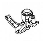 Опора двигателя правая Nissan Teana J32 (подушка крепления ДВС VQ25DE/VQ25DE) (Ниссан Теана J32)