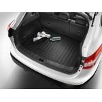 Коврик багажника гибкий резиновый Nissan Qashqai J11 '2014- (Ниссан Кашкай J11)