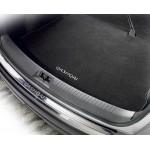 Коврик багажника (текстильный) Nissan Qashqai+2 (Ниссан Кашкай J10 (2007-2013)