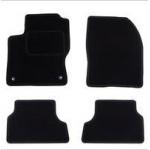 Коврики в салон черные (текстиль) Nissan Teana J32 (Ниссан Теана J32)