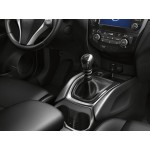 Кожаная отделка рукоятки рычага переключения передач Nissan X-Trail T32 '2015- (Ниссан Икс-Трейл T32)