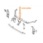 Кронштейн замка капота Nissan Qashqai J10 '07- (Ниссан Кашкай J10 (2007-2013)