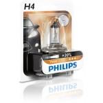 Лампа головного света H4 12V 60/55W P43T-38 блистер 1шт (Ниссан Тиида C11)