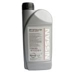 Масло трансмиссионное NISSAN MT XZ Gear Oil SAE 75W-80 GL-4+ (1л) (Ниссан Тиида C11)