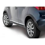 Молдинги боковые (хромированные) Nissan Juke F15 (Ниссан Жук F15 (2011-)