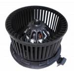 Мотор вентилятора отопителя салона в сборе (оригинал) Nissan Note / Mikra K12 (Ниссан Альмера G15 Новая)