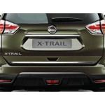 Накладка на край двери багажника (хром) Nissan X-Trail T32 '2015- (Ниссан Икс-Трейл T32)