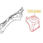 Опора чашки амортизатора правая Nissan Almera G15 '2013- (стакан) (Ниссан Альмера G15 Новая)