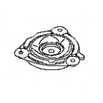 Опора переднего амортизатора Nissan Teana J32 '08-11 / Murano Z51 (Ниссан Теана J32)