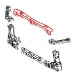 Панель передняя (верхняя часть суппорта радиатора) Nissan Patrol Y62 '2011- (Ниссан Патрол Y62)