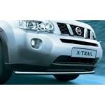 Передняя дуга (нержавеющая сталь) Nissan X-Trail T31 '07- (Ниссан Икс-Трейл T31)