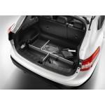 Поддон багажника (жесткий с разделителями) Nissan Qashqai J11 '2014- (Ниссан Кашкай J11)