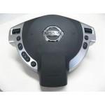 Подушка безопасности водителя Nissan X-Trail T31 (airbag) (Ниссан Икс-Трейл T31)