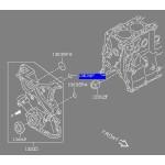 Прокладка масляного насоса (кольцо уплотнительное) Nissan Almera (Ниссан Альмера Классик B10)