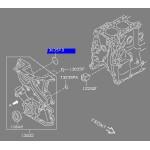Прокладка масляного насоса (кольцо резиновое) Nissan Almera (Ниссан Альмера Классик B10)