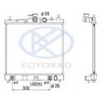 Радиатор охлаждения AT (автомат) Nissan Tiida C11 (1.2 / 1.4) (KOYO) (Ниссан Тиида C11)