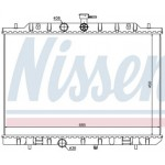 Радиатор охлаждения (оригинал) Nissan X-Trail T31 '07- (Ниссан Икс-Трейл T31)