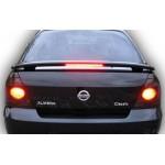 Спойлер задний на крышку багажника (со стоп сигналом) Nissan Almera Classic B10 (Ниссан Альмера Классик B10)