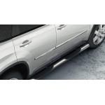 Защитные молдинги дверей ХРОМ (комплект) Nissan X-Trail T31 '07- (Ниссан Икс-Трейл T31)