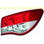 Фонарь внешний правый Nissan Almera New '2013- (Ниссан Альмера G15 Новая)