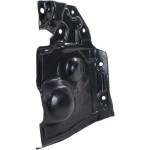Пыльник пластик защита двигателя вертикальная правая Nissan X-Trail T31 (Ниссан Икс-Трейл T31)