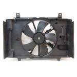 Диффузор вентилятора (кожух в сборе) Nissan Tiida (Ниссан Тиида C11)